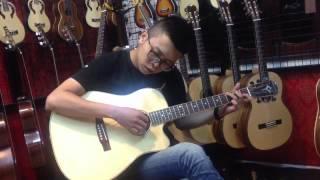 Những Nẻo Đường Phù Sa - Guitar Cover