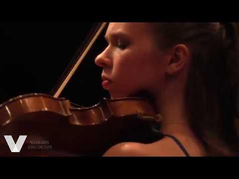 Finale Nederlands Vioolconcours 2018: categorie Oskar Back | Hawijch Elders | Dvorak Vioolconcert