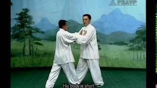 Liang-style BaguaZhang, Single Turning Palm (Eng sub) 1/2