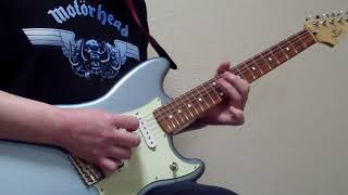Motörhead - End of Time (Guitar) Cover