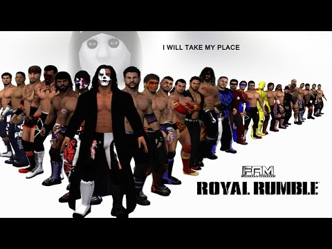 [ FaM Royal Rumble 2014 ]