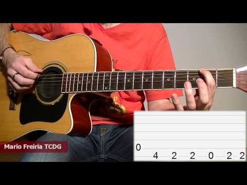 How To Play Stand By Me: Guitar Tabs Lesson TCDG