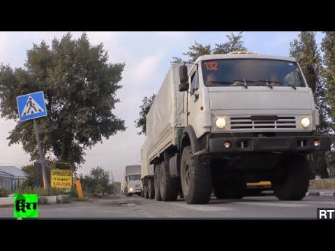 Ukraine Blocks Russian Convoy: Aid, Propaganda Or Worse?