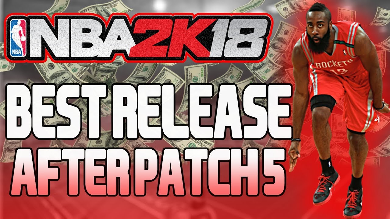GLITCHED RELEASE! NEVER MISS AFTER PATCH 8 *MUST WATCH* • BEST JUMPSHOT IN NBA 2K18
