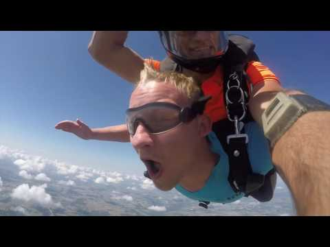 Tandem Skydive | Tyler from Fort Worth, TX