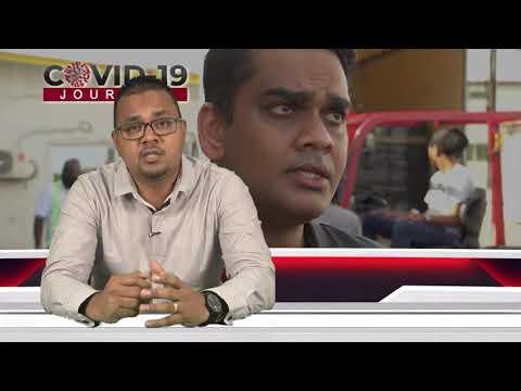 COVID-19 Vaccinaties vervallen binnenkort. Minister Ramadhin roept nog eens op om te gaan vaccineren