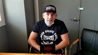 Teofimo Lopez Sr.: Lomachenko is sneaky but once my son gets close to him it's over