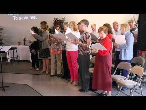 Heartsong Ministries Choir sings