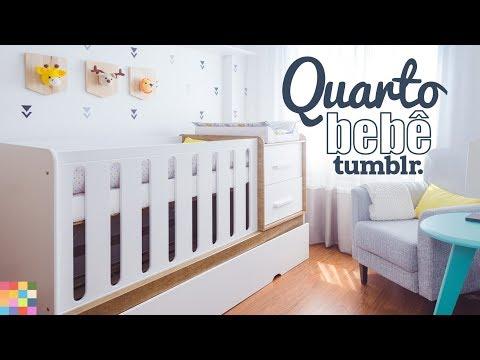 Decoração de Quarto de Bebê 👶