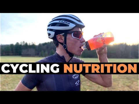 Complete Cycling Nutrition Guide, What to Eat Before, During, and After a Ride