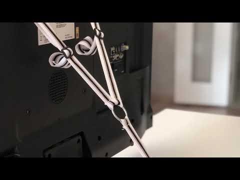 Çift kollu hareketli tv askı aparatı montajı ve tanıtımı