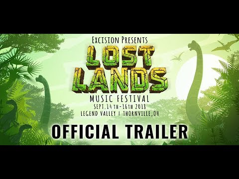 Excision presents Lost Lands Music Festival (Official 2018 Trailer)