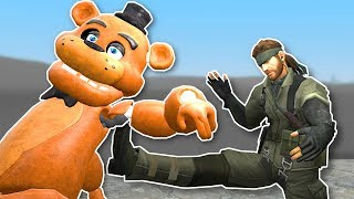 Hilarious Ragdoll Combat! - Garry's Mod Gameplay & Funny Moments