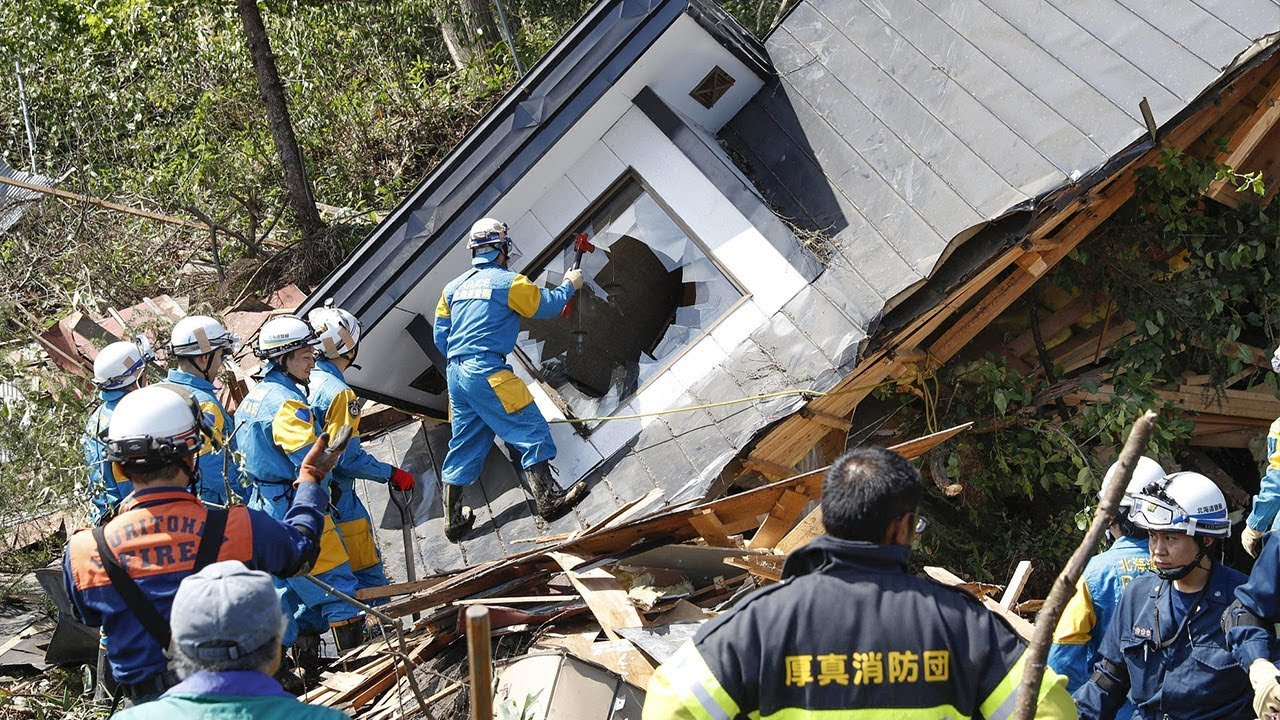 Death toll from Japan's Hokkaido doubles to 16: prime minister
