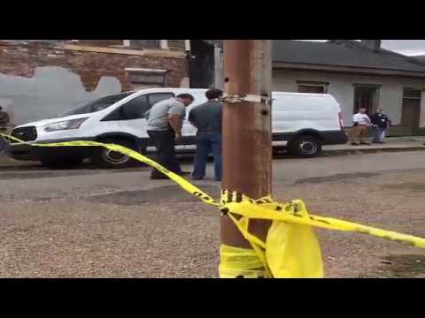 Two people shot dead in New Orleans