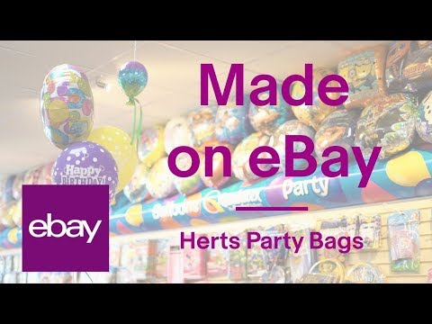 eBay for Business | Herts Party Bags | Made on eBay thumbnail