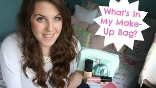 Welcome To My Channel | What's In My Make-Up Bag! Thumbnail