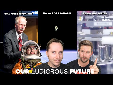NASA 2021 Budget, Tesla Battery Production, SpaceX New Hire From NASA - Ep 71