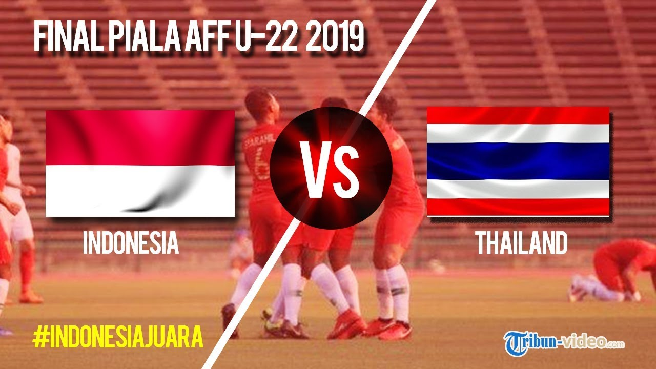 skor aff u 19 2018 indonesia vs thailand