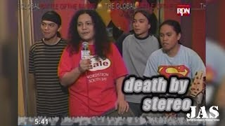 ABUSADO-DEATH BY STEREO GBOB2005