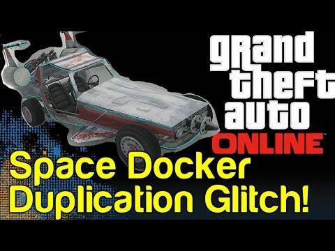 GTA 5 Online Space Docker Car Duplication Glitch | N4G