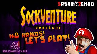 Sockventure: Prologue Gameplay (Chin & Mouse Only)