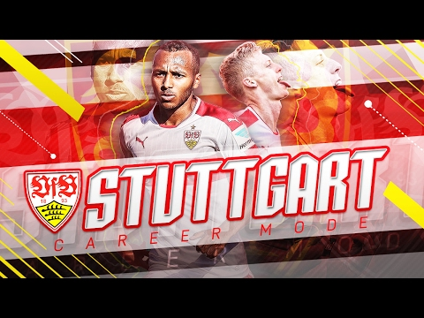 FIFA 17 VfB Stuttgart Career Mode - Fearless and Faithful (S1E1)