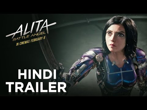 Alita: Battle Angel | Hindi Trailer | February 8 | Fox Star India