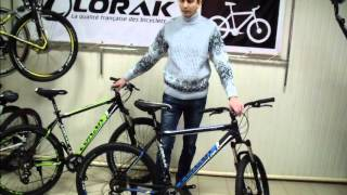 Видео обзор велосипеда Lorak 1.0 и 2.0(Видео обзор велосипеда Lorak 1.0 и 2.0., 2016-02-23T19:26:23.000Z)