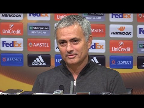 Manchester United 4-1 Fenerbahce - Jose Mourinho Full Post Match Press Conference
