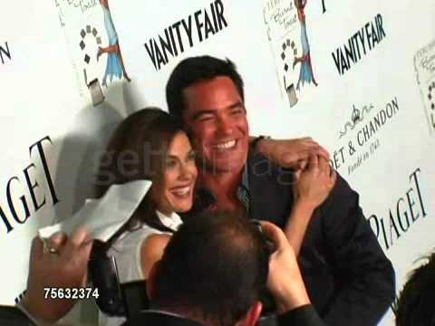 Teri Hatcher and Dean Cain - Burnt Toast launch party