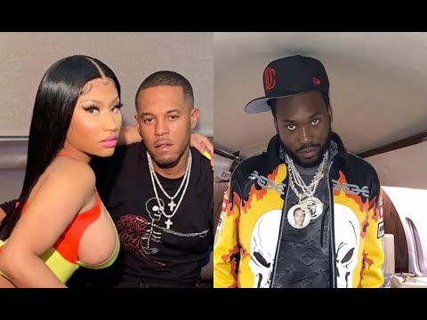 Meek Mill Gets Into Huge Shouting Match W/ Nicki Minaj And Her Husband 'BIG ZOO' In LA.