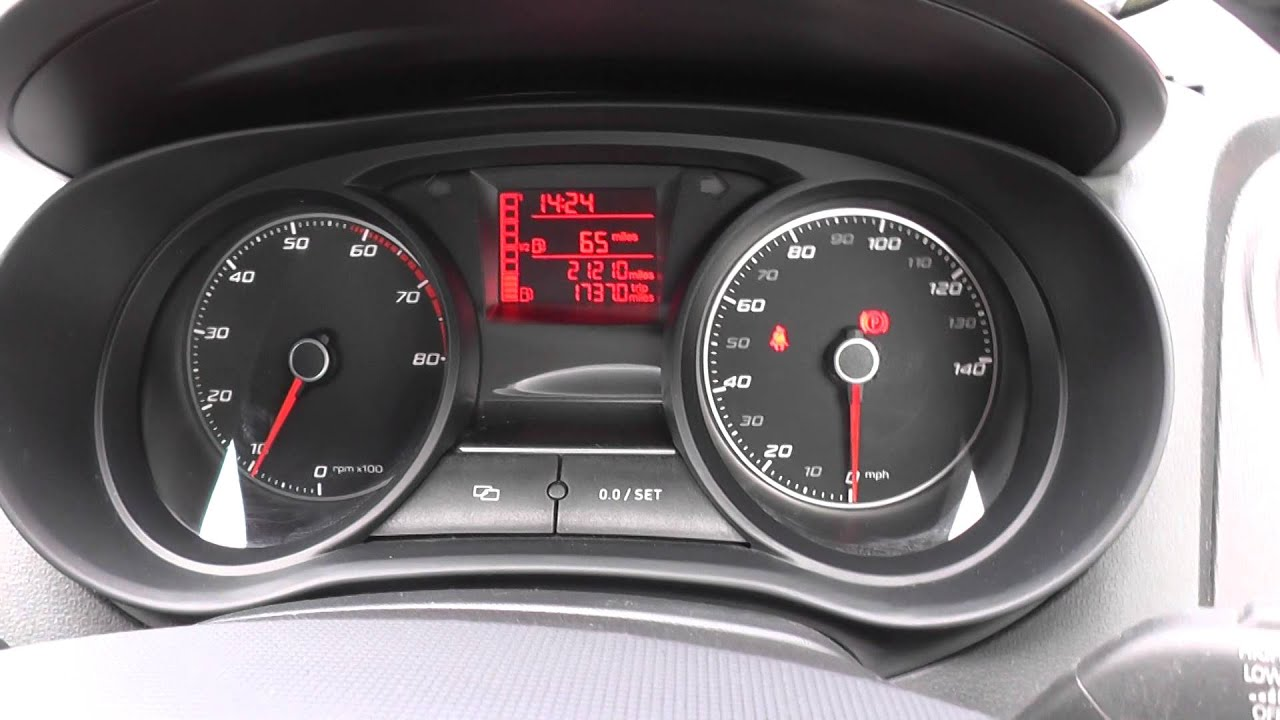 Seat Ibiza Mk Dash Warning Lights On Engine Start Up Ignition - Car signs on dashboardcar dashboard warning lights the complete guide carbuyer