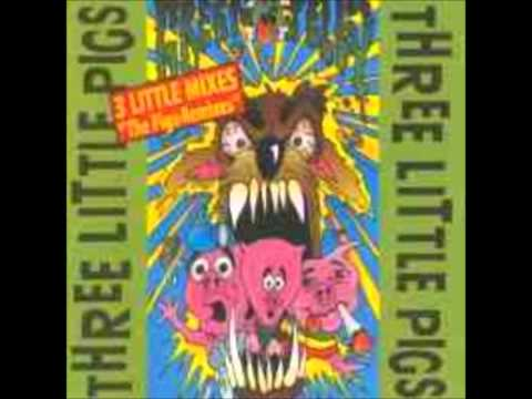 Green Jelly  3 Little Pigs Blowin Down The House Mix