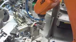 Robot manipulation