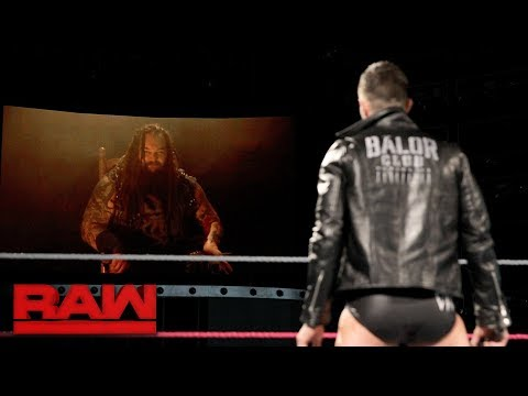 Bray Wyatt duces Finn Bálor to Sister Abigail: Raw, Oct. 2, 2017