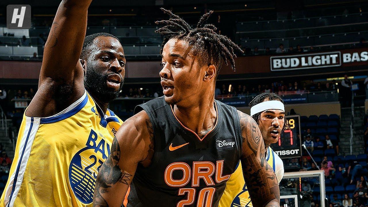 Golden State Warriors vs Orlando Magic - Full Game Highlights   December 1   2019-20 NBA Season ...
