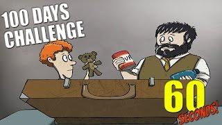 100 DAYS CHALLENGE | 60 Seconds Game