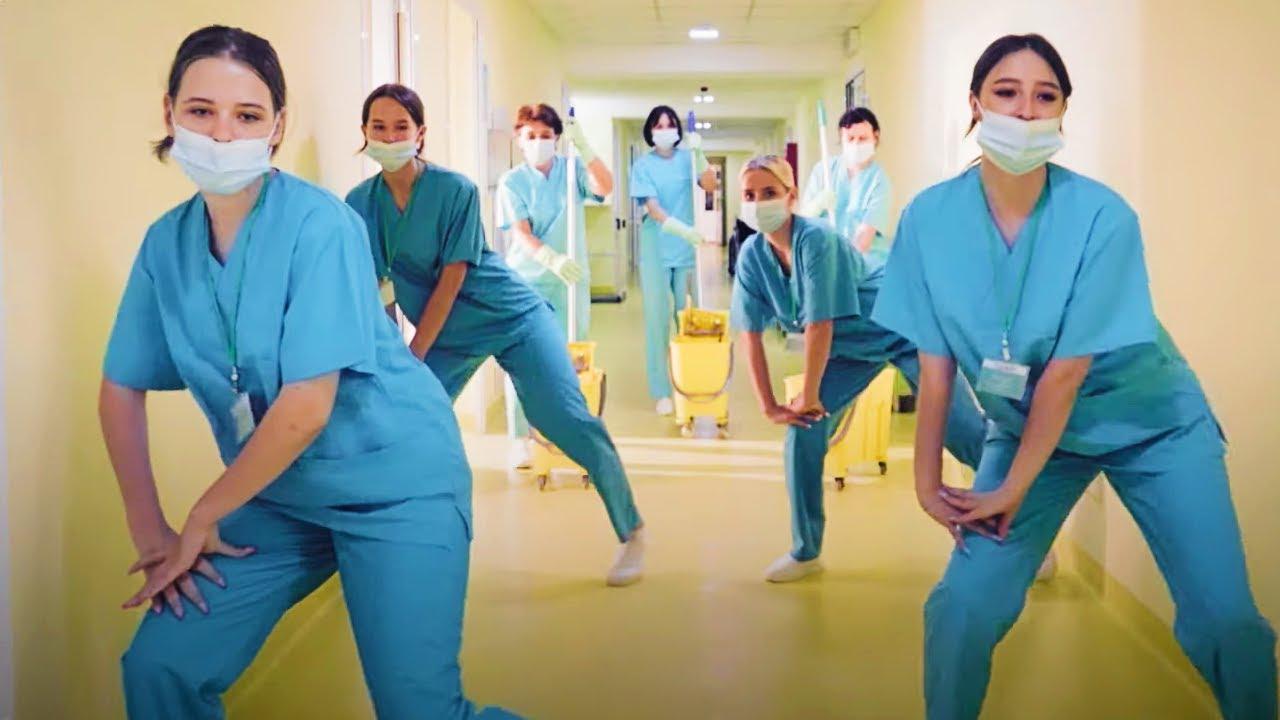 Clinic staff take part in Jerusalema challenge – BB-Dializa Moldova – Dialysis Centers