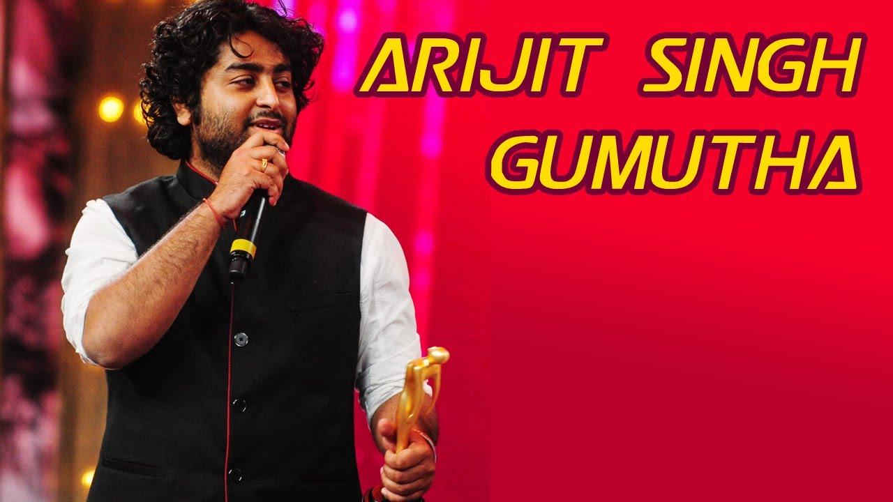 arijit singh rare song gumutha film shinyor youtube