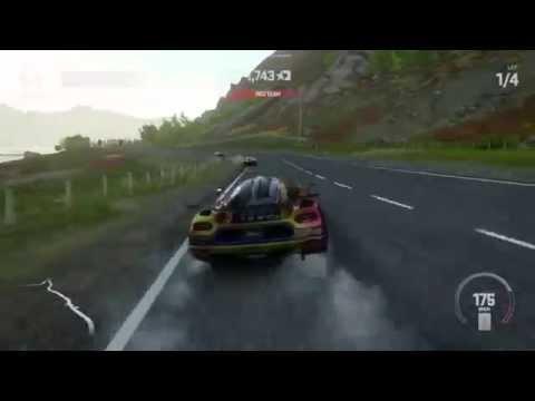 DRIVECLUB Koenigsegg One:1 @ Loch Duich, Scotland 1080p