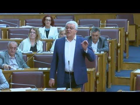 Mandić - Milo Đukanović više radio za Albaniju i lažnu državu Kosovo nego za CG│14.06.2019.