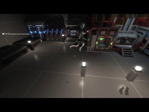 Interstellar rift ship design
