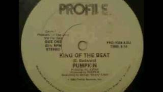 Old School Beats Pumpkin - King Of The Beat
