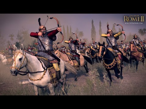 Total War Rome 2: Nomadic Tribes Pack Review & Testing