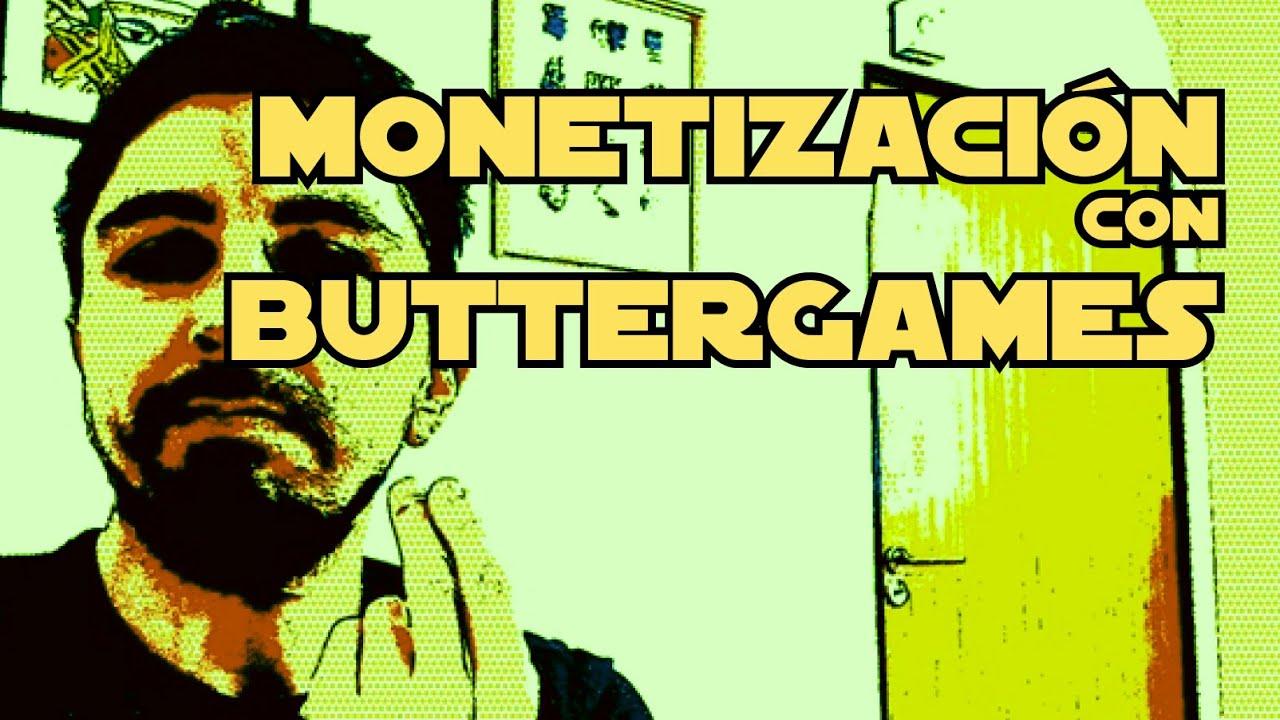 Generar ingresos con tu app (con Santiago de ButterGames)