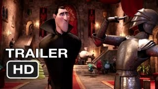 Hotel Transylvania Official Trailer #1 (2012) Adam Sandler Animated Movie HD