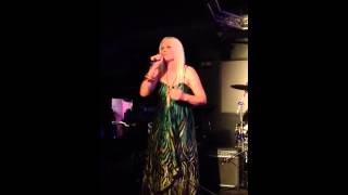 Adele Harley  `Running To You` (Live & Love Riddim) LIVE @ Club Platinum, Coventry