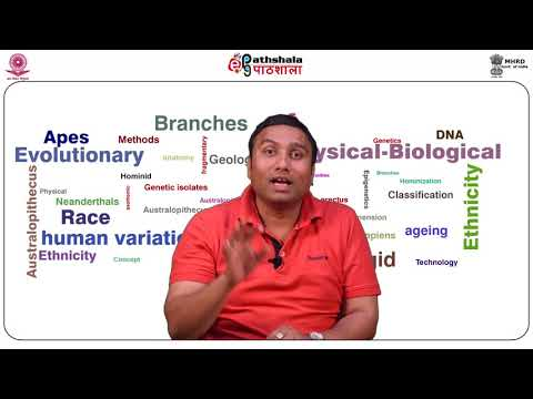 Applied physical anthropology, by Dr. Ajeet Jaiswal, Physical & Biological Anthropology