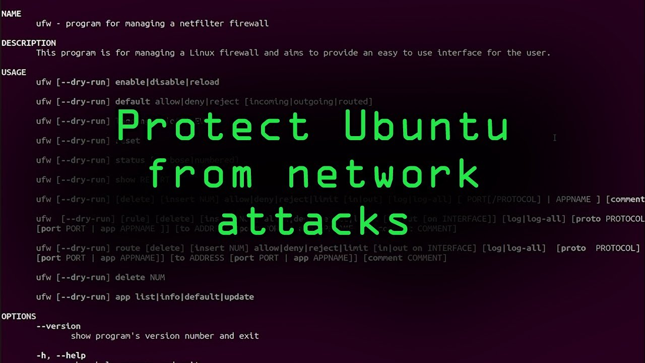Defend Your Ubuntu System Against Network Attacks [Tutorial]